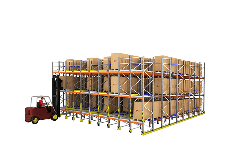 SMS-Live-Pallet-Racking