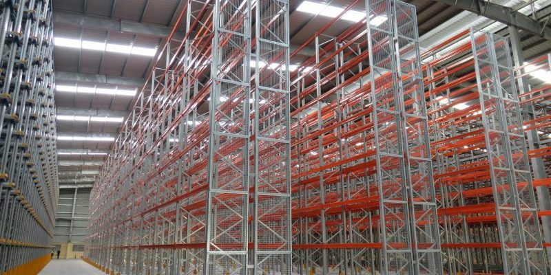 Storage Management Systems - Warehouse Pallet Racking
